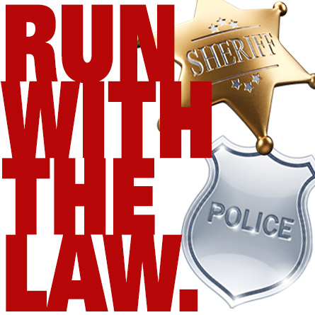 MTRA Benefit 5k RUN WITH THE LAW