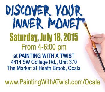 Discover your inner Monet!