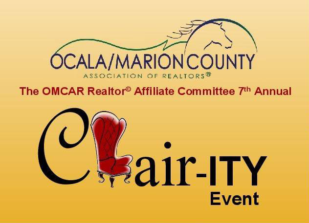 Join us for the 7th Annual CHAIR-ity Event!