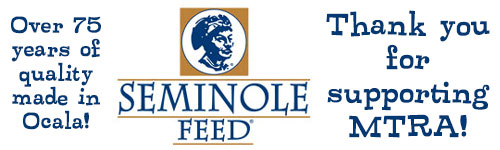 Special Thank You to Seminole Feed!!!